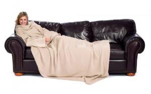 Ärmeldecke Lounge-Decke