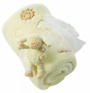 Fehn Baby Love Kuscheldecke Schaf Paul